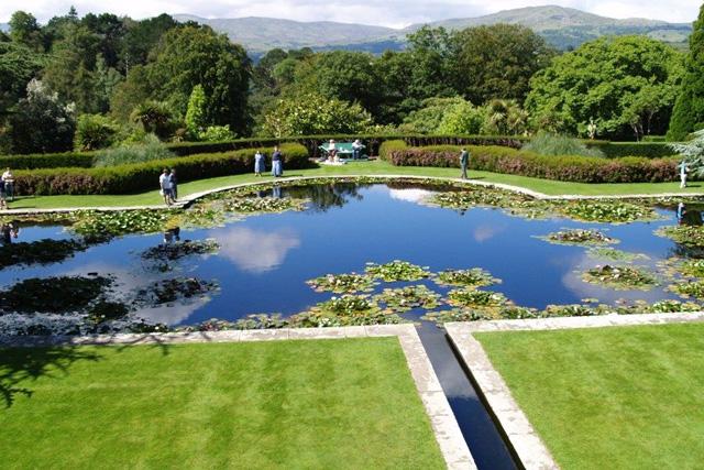 Bodnant Gardens Conwy